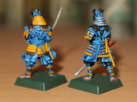 Blademasters (aka Imperial Guard)