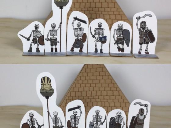 UD Skeletons - Gray