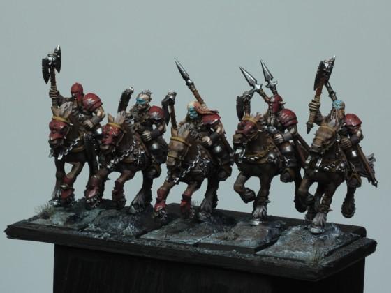 Barbarian Horsemen 1