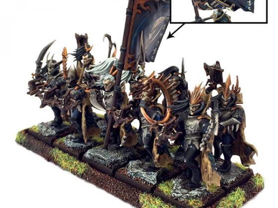 Dread Elf Corsairs