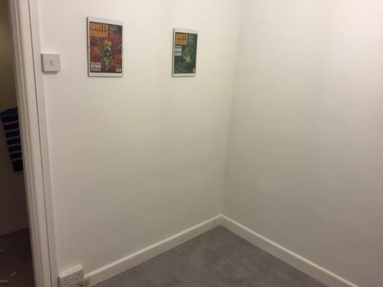 Walls and carpet2