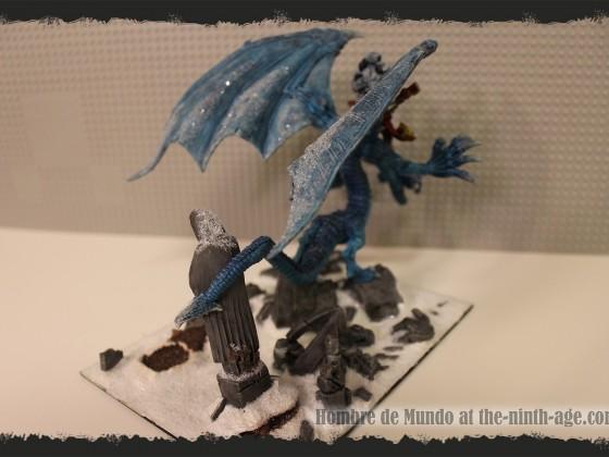 Field Marshal on Ice Dragon 3