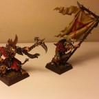 Vermin Guard Champion & Standard Bearer