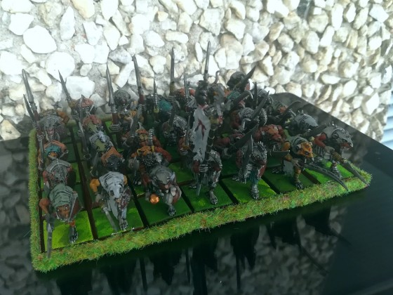 Rats-at-Arms with Spears