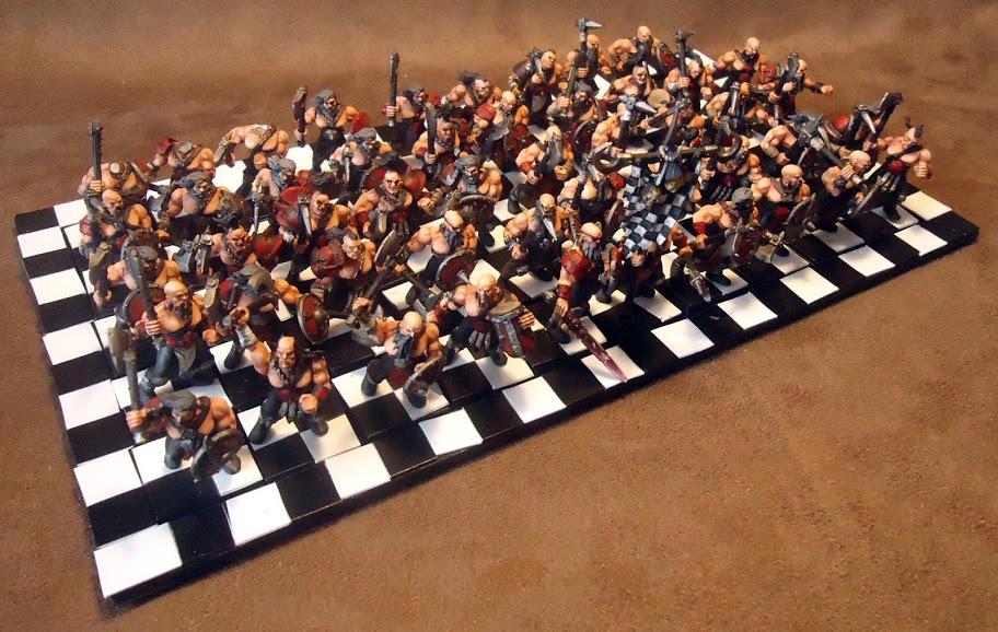 15 Barbarians