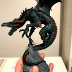 MrMossevig's Painting League 2019 - Dragon progress