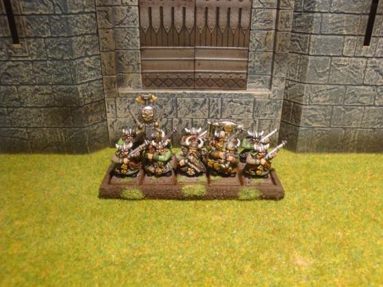 Games Workshop Clan Marksmen Skull Pass