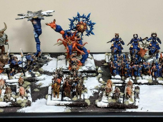Full Army...for now