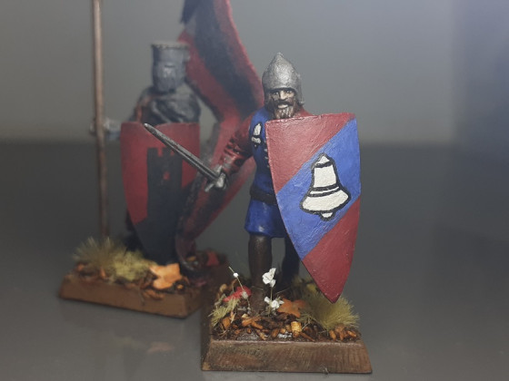 Beurivelle Cloche, Knight of the Argent Bell