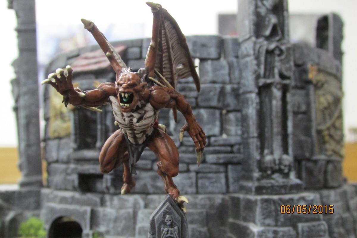 Flying Strigoi Vampire Count