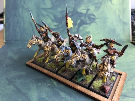 Wild Huntsmen 1