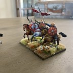 Caballerominiatures 11th century Spanish/Early KoE