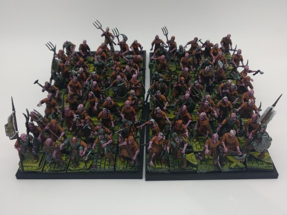 Fireforge zombies