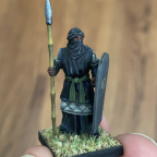 Black Guard by Caballero Miniatures