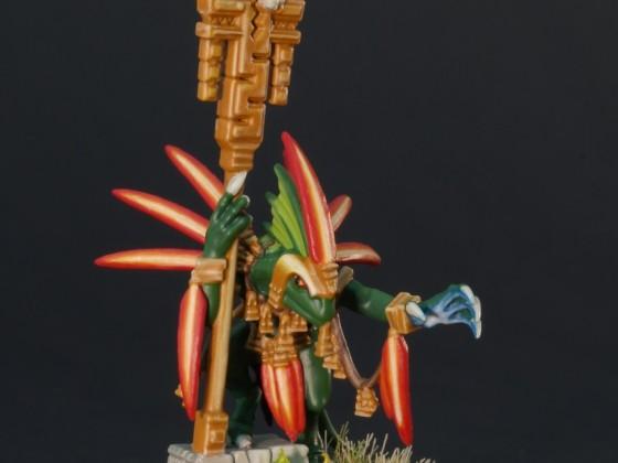 Skink Ritual Priest