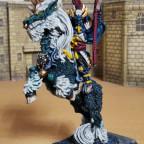 Hero on Kirin (aka Knight Commander)
