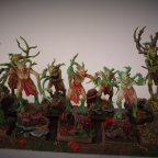 Tresspassers will be Shot or Stomped:Dryads & Matriarchs