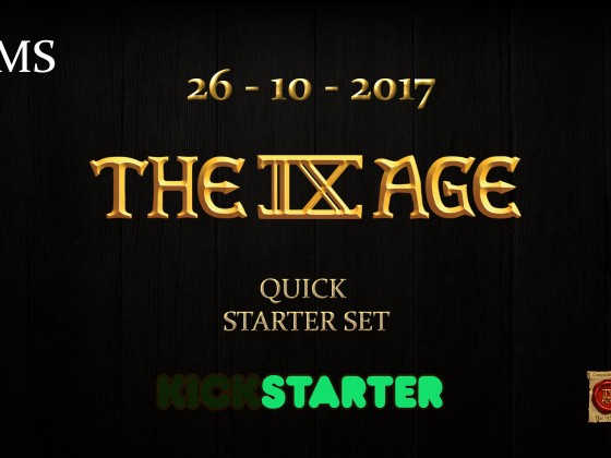 TMS Quick starter set