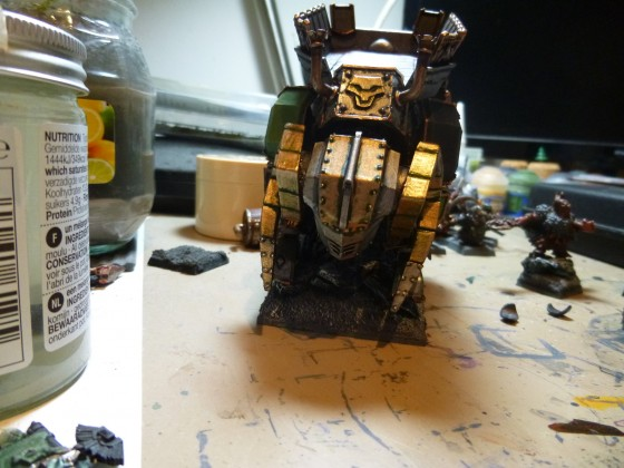 'Dwarven Giant' WIP 2 (Grudge Buster)