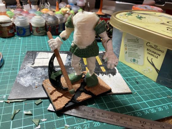 Infernal Dwarves - Citizen Giant