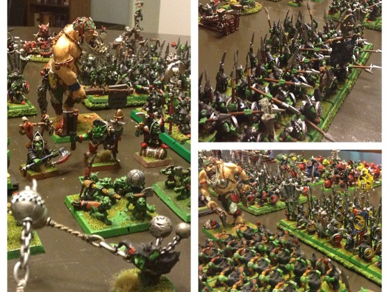 More Angles on my Cave Goblins Army 1