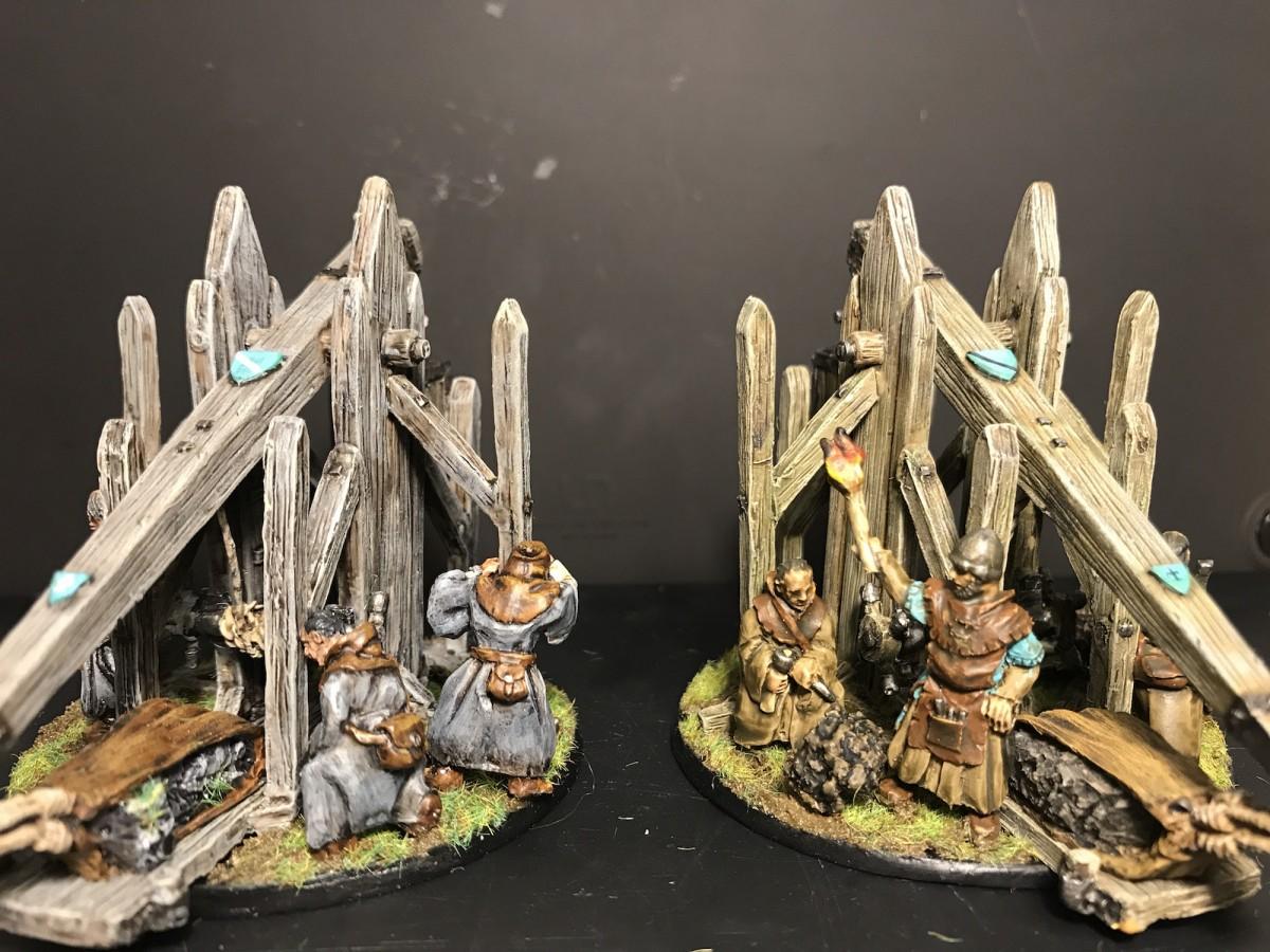 Blog Image - Norba Miniatures Trebuchet take 2