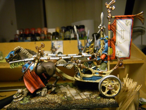 Reaver chariot by Grand frere