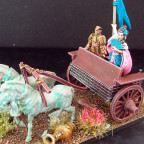UD - Tomb Architect on Skeleton Chariot