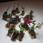 Scottish Knight Assorted Boars