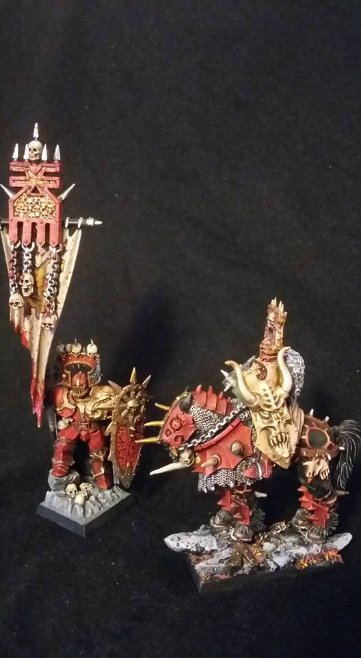 Warriors characters