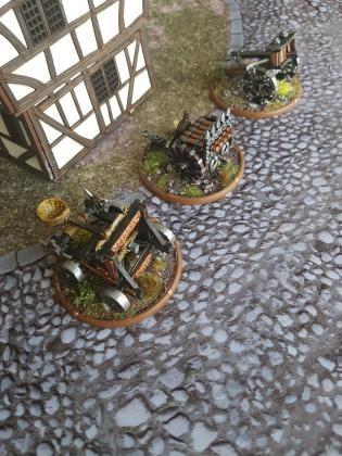 Dwarven Artillery 2