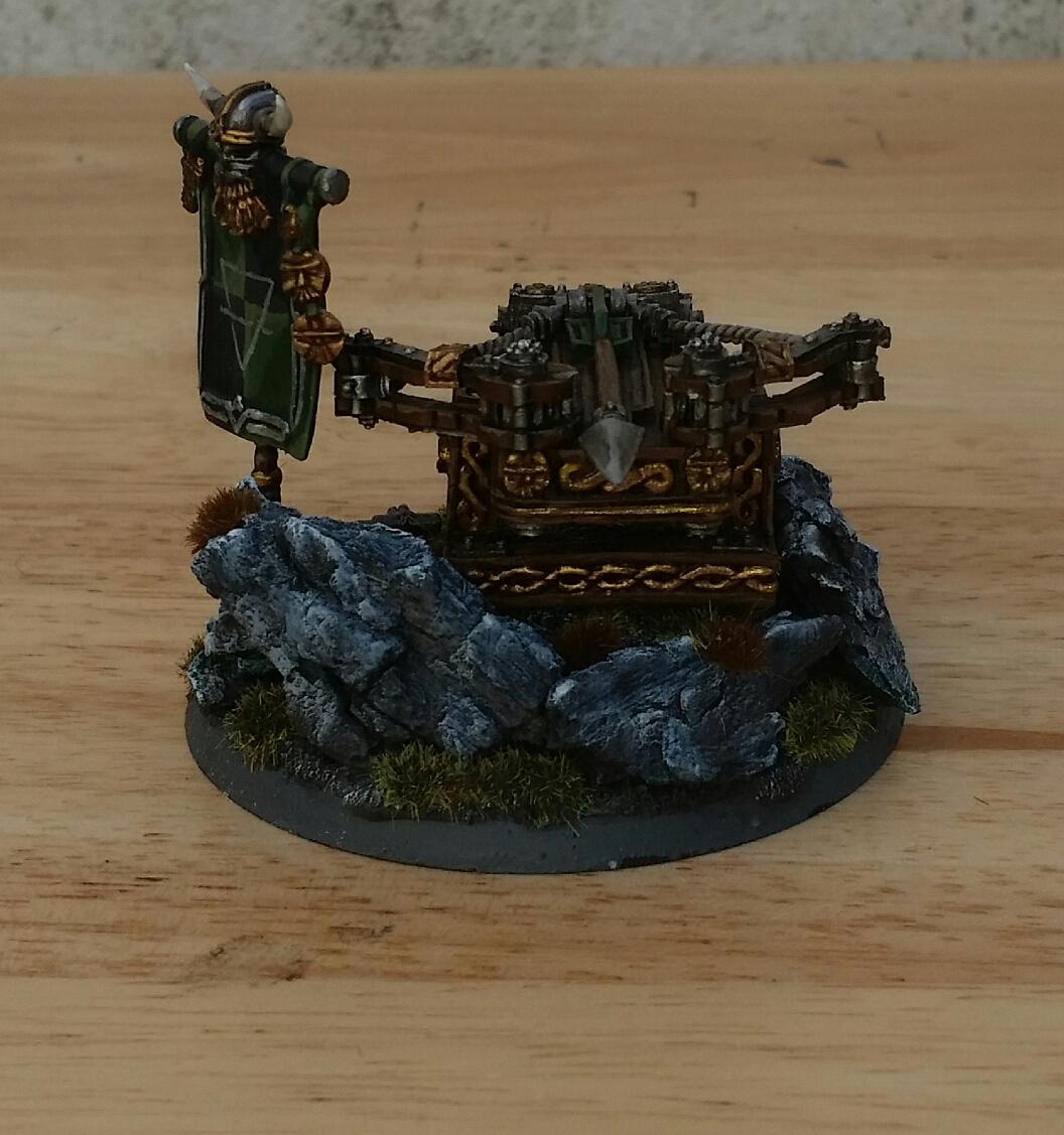Dwarf Ballista