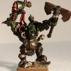 Chef de Guerre Orque Noir