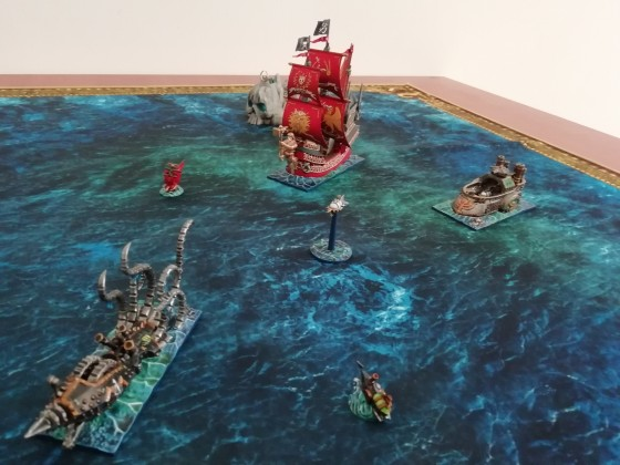 Naval battle detail 5