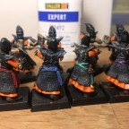 MrMossevig's Painting League 2019 - Nailing the Paint Scheme