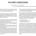 EoW - advanced victory conditions