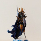 Legion Legate with Two weapons and Kraken Cloak - Légat de la Légion à deux armes et Cape en peau de Kraken