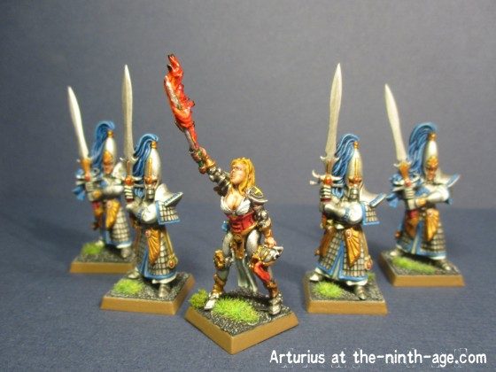 Sunna with personal guard 03