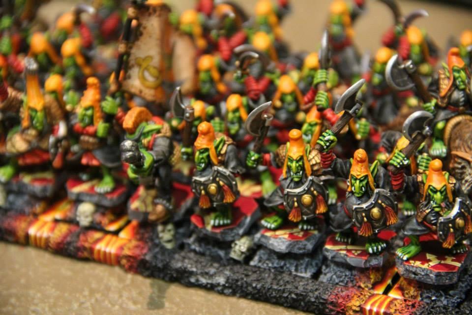 Hobgoblin warriors