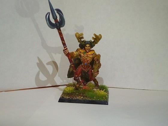 Sylvan Elves King