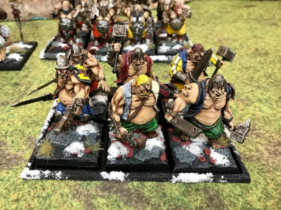 Mercenary veterans