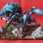 Turquoise Gargantula