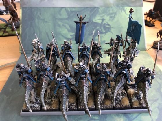Dread Knights back