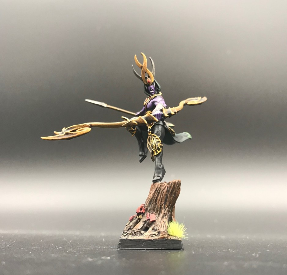 Chiefthain with Lifeseed Feathers