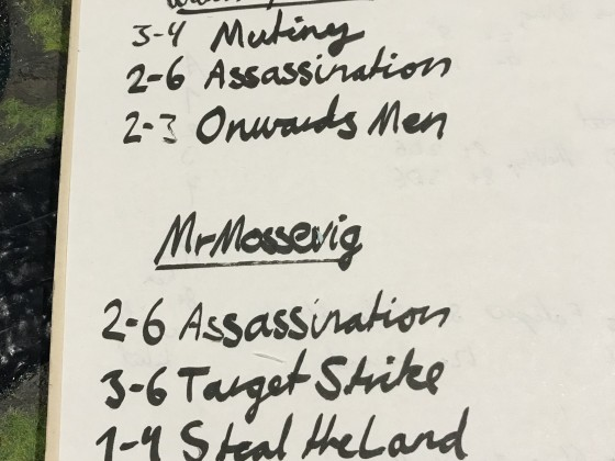 TKK - Multiple Scenarios in the Lands of T9A