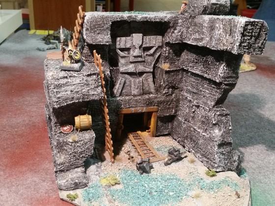 Dwarven Mine (impassable)