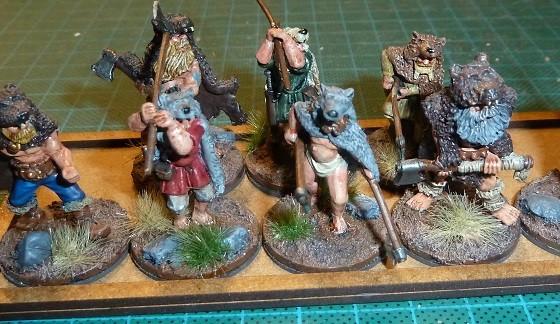 Asklander Berserkers