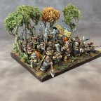Spear Dwarf Warriors