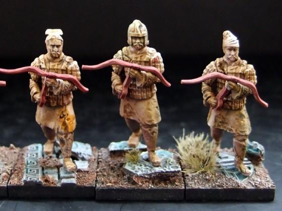UD - Skeleton Archers