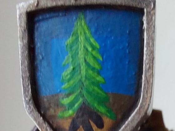 Halfling heavy cav shield